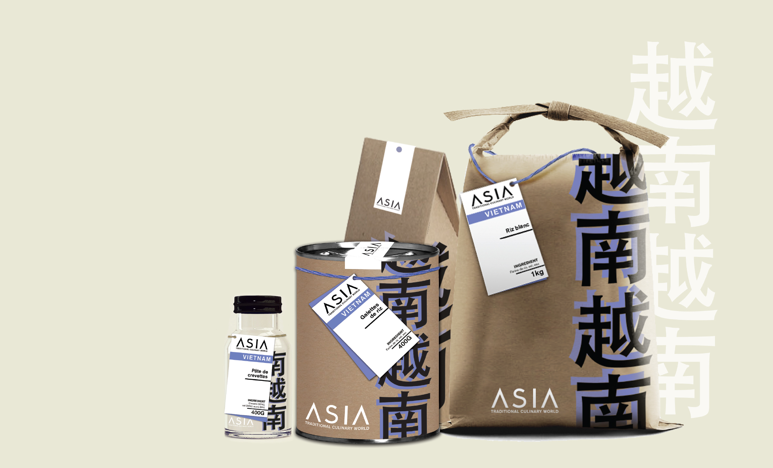 ASIA, Traditional culinary world!