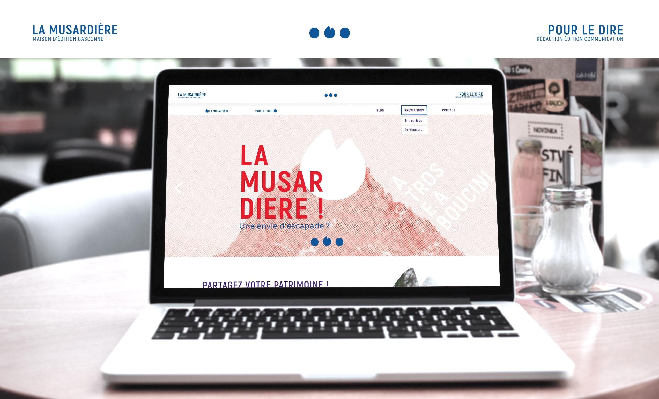 La Musardière, Maison d'édition gasconne.