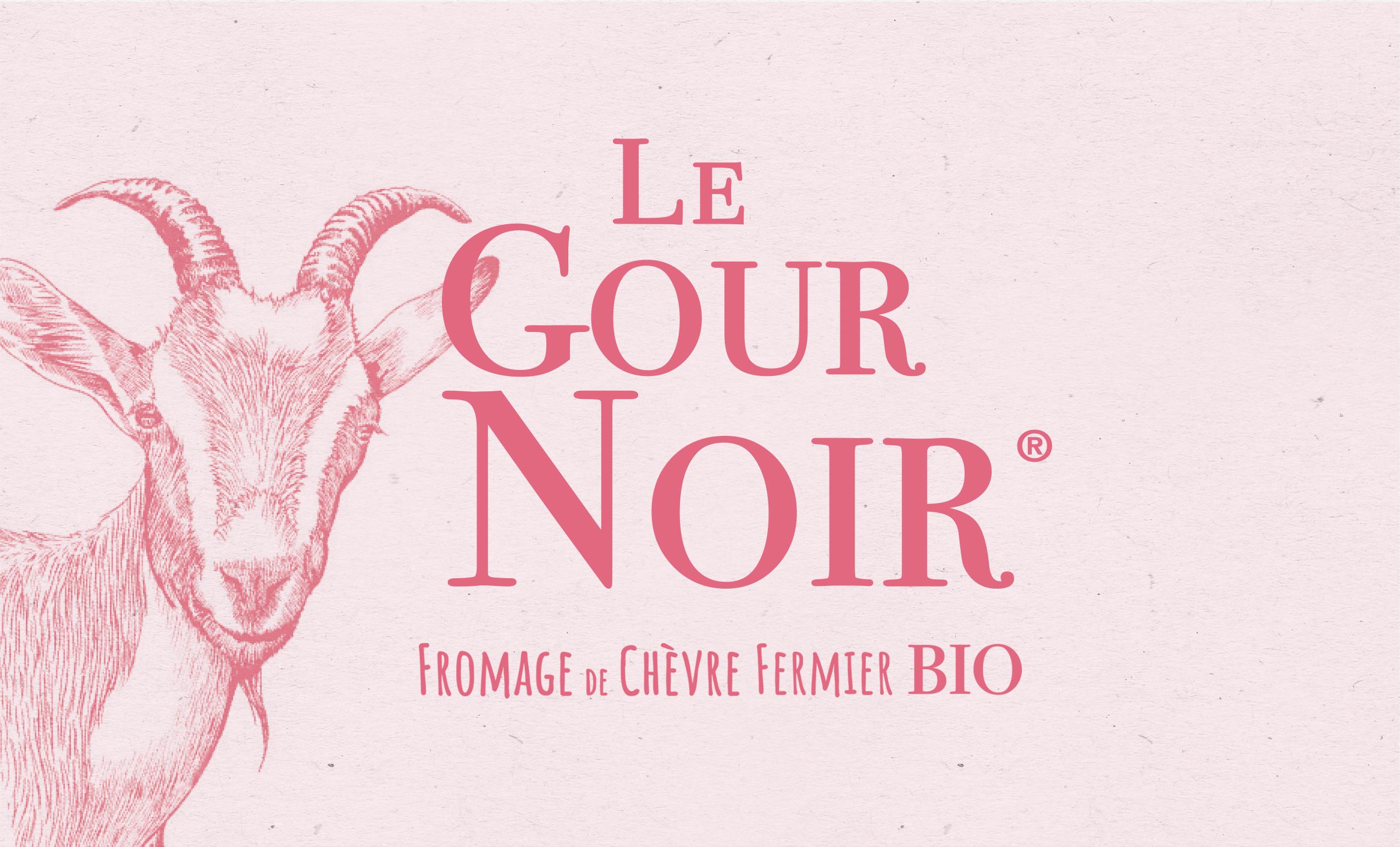 Le Gour Noir, Fromage de chèvre bio !